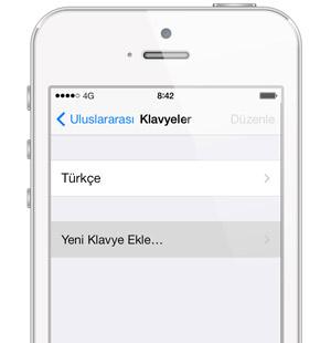 iphone-yeni-klavye-ekle